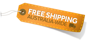 We offer FREE SHIPPING to Australia on all items!                                       $10 Flat Rate World-Wide
